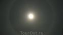 19.11.2013г. Лунное гало