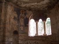 Изображения в древнем храме Николая Чудотворца