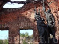 Памятник защитникам Орешка 1941—1943