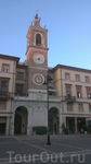 Центральная площадь Римини