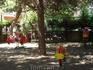 в Салоу много игровых площадок для деток и они беспланые