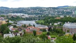 Тронхейм - старинная столица Норвегии.