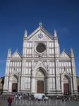 Флоренция, Санта Кроче