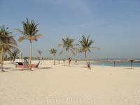 Пляж Аль Мамзар