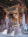 Императорский дворец (1625 г.), являющийся одним из двух полностью сохранившихся императорских комплексов Китая. Дворец находится в центре старой части ...