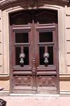 Дверь очень понравилась. Там же в Реусе...