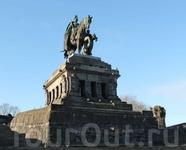 Памятник ВильгельмуI