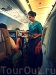 ShriLanka AirLines. Великолепный сервис, доброжелательное обслуживание и эксраординарные стюардессы)