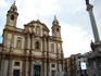 Площадь возле Via Roma