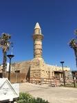 Балканская древняя мечеть в Кейсарии.