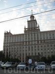Челябинский универ - знакомая архитектура?...