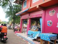 Веселые домики на острове Ко Лан