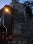 городская стена в Старом Городе
