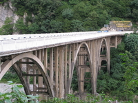 Мост по дороге на Сухум