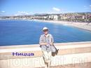 Далее посетили Лазурный берег Франции-Ниццу и Канны