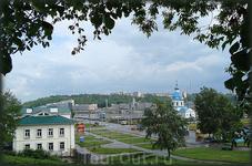 вид с улицы Бондарева