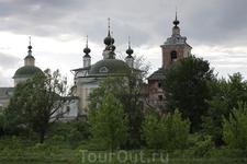 Белопесковский монастырь 1