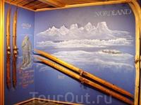 старейший в мире Лыжный музей