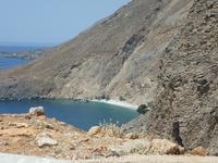 пляж Glyka Nera (Sweet Water Beach)