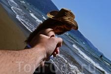 "вид на море с черепашего пляжа ( фото из серии ""следуй за мной"")"