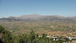долина лассити