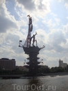 Фотография Памятник Петру I (Москва)