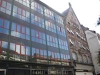 История и современность в архитектуре Страсбурга даже не соседи, а практически сиамские близнецы...