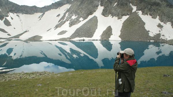 Невозможно было остановить фото и видеосъемку,которые правда не передают и доли всей красоты и грандиозности озер