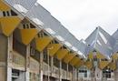 Креативные кубические дома в Роттердаме