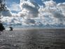 Белое озеро в устье Р.Муньги.