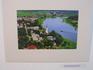 Панорама города Тотьмы. Церковь Успения. Узоров О.М.