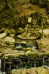"""""""Семь источников"""" они выбиваются из-под земли и объединяются в ручей всего через 50 метров скрываются в тунеле"""