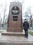 Памятник С.И.Мосину изобретателю русской трехлинейной винтовки
