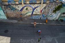 улочки Сантьяго де Куба
