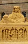 Фестиваль песчаных скульптур в Петербурге