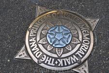 В память о принцессе Диане... (Сент Джеймс парк)