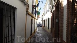 Cordoba - еврейский квартал