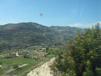 в горах Троодос