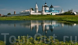 Бобренев Богородице-Рождественский монастырь