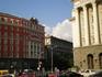 Монументальные здания в центре Софии.