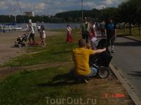 Финские родители приобщают детей к прекрасному с младенчества)