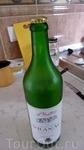 самое лучшее вино ЧГ Вранац упаковывается под пивную пробку)))