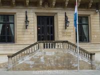 Вход в парламент (Палату депутатов) Люксембурга