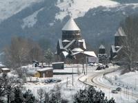 Цахкадзор,монастырь Кечарис