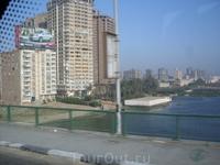 мост через Нил...