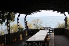 Галилейское море или озеро Кинерет. Именно здесь Христос начал читать свои проповеди, нашёл первых учеников и творил чудеса.