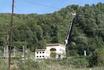 Теребле-Рикская ГЭС. с.Нижний Быстрый, Хустский р-н.