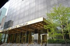 Одна из многочисленных башен Трампа