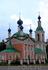 Церковь Дмитрия на поле. Стоит на въезде в город со стороны Ростова Великого.
