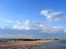 Тот самый остров, отделенный от Ейска природной стихией.